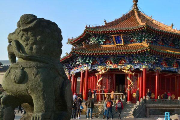 Séjour culturel en Chine