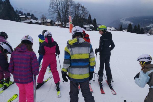 Séjour ski en Savoie 2019