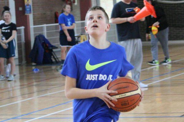 Lancement de la Saint-Charles Académie Basket-Ball