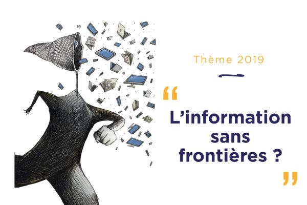 Semaine de la Presse et des Médias au Lycée des Métiers de Saint-Charles du 18 au 22 Mars 2019