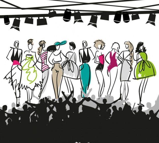 Défilé de mode Saint-Charles