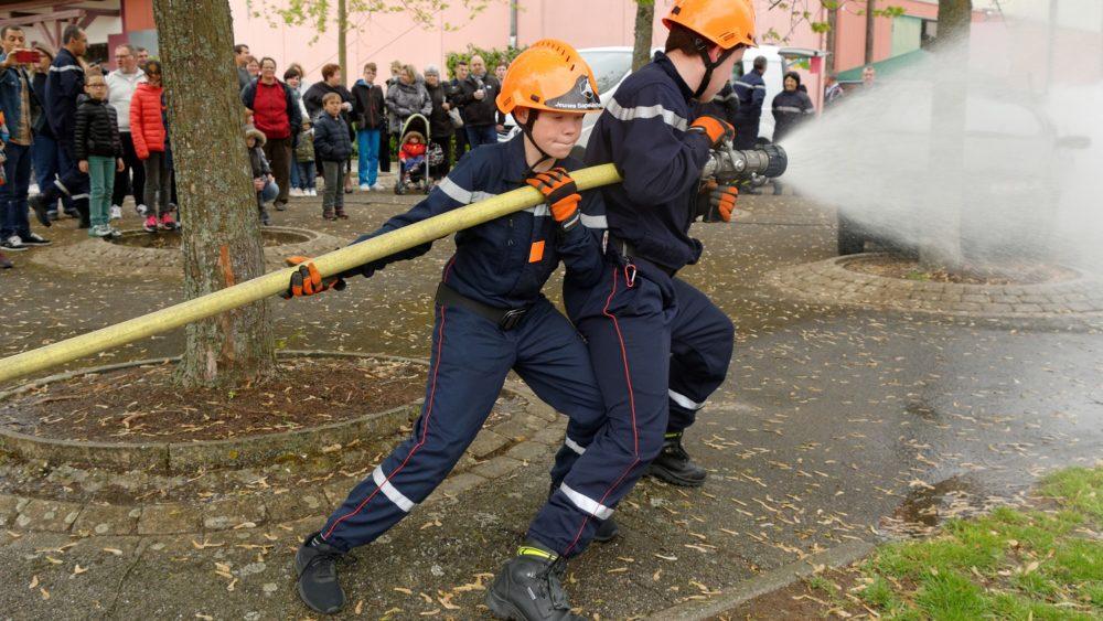 Jeunes Sapeurs-Pompiers Saint-Charles