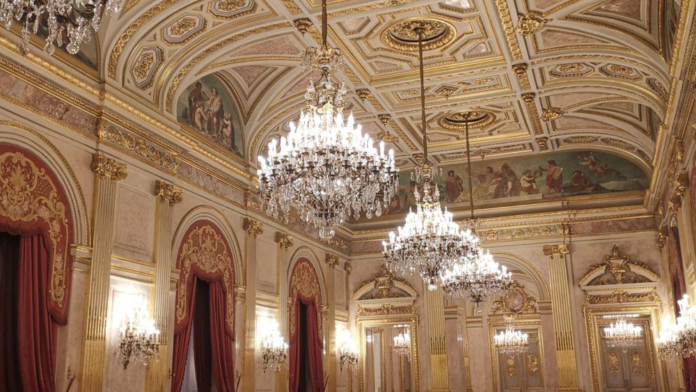 Salon de l'Assemblée Nationale