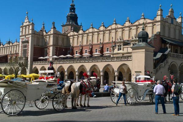 Voyage en Pologne pour les élèves de Terminales de Saint-Charles