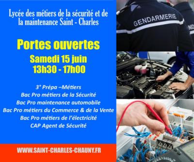 Portes Ouvertes LDM Saint-Charles 15 Juin 2019