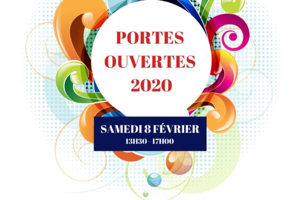 Journée Portes Ouvertes le Samedi 8 Février 2020 à l'Institution Saint-Charles