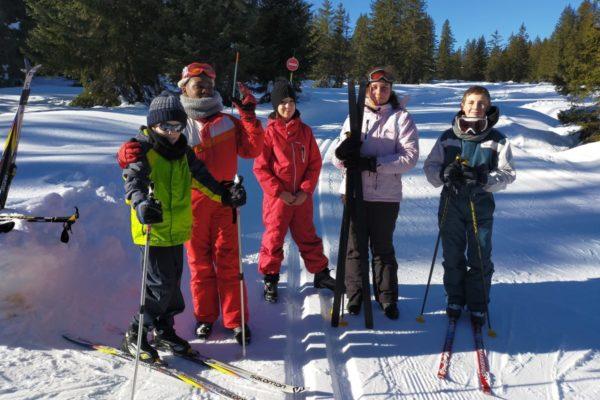 Séjour au ski 2020 pour les 6ème de Saint-Charles