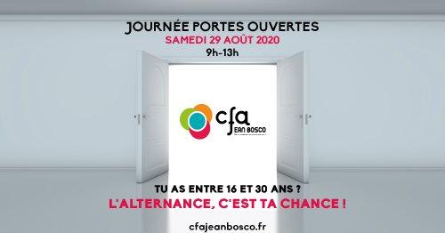 PORTES OUVERTES UFA SAINT-CHARLES le 29 août de 9h à 13h à Saint-Charles (2 Rue du Bailly)